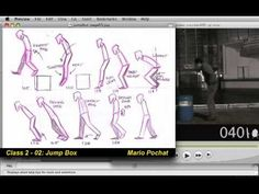 Legs Jump Blocking - Part1