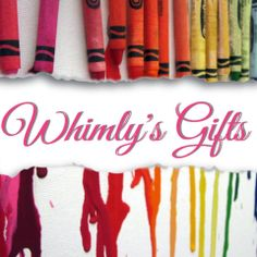 https://www.facebook.com/WhimlysGifts http://www.etsy.com/shop/WhimlyGifts