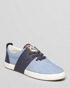 PUMA El Ace Chambray Sneakers   Bloomingdale's. Bright ShoesGuy ...