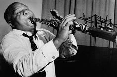 """JANUARY 30,  1923: Jazz pioneer, Sidney Bechet, cuts his first record, featuring """"Wild Cat Blues"""" and """"Kansas City Blues."""""""