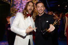 Backstage & after parties: lo que no viste de los Oscars