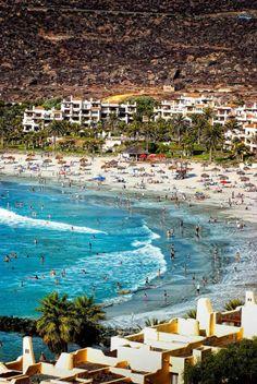 Las Tacas Beach, Coquimbo/North of Chile. Travel, Tourism