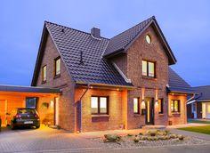Friesen- und Kapitänshäuser, Einfamilienhäuser als Massivhaus - ECO System HAUS
