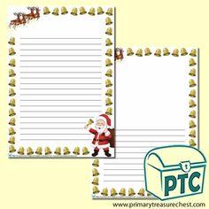 FREE Christmas Eve Jingle Printables - Worldwide Christmas Eve Jingle - Primary Treasure Chest Ourselves Topic, Page Borders, Holiday Themes, Treasure Chest, Christmas Eve, Free Printables, Activities, Frame, Writing