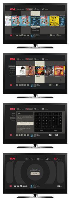 MOG for TV on Behanc...