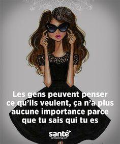 #citation #vie #amour #couple #amitié #bonheur #paix #jeprendssoindemoi sur : www.santeplusmag.com: French Proverbs, Bien Dit, Keep Looking Up, Miracle Morning, Cute Messages, Quote Citation, Image Fun, French Quotes, Favorite Words