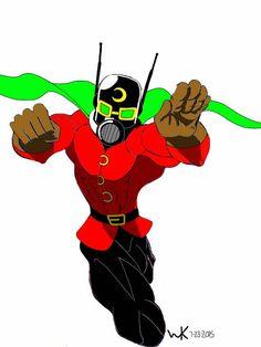 ant-man (hank/henry Pym/scott lang)/doctor mid-nite