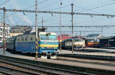 Railroad Pictures, Train Art, Model, Vintage, Pictures, Trains, Paths, Czech Republic