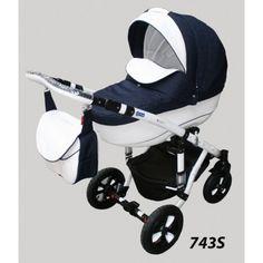Детская коляска Adamex Galactic 2 в 1 - купить коляску 2 в 1 Adamex ( Адамекс ) Galactic 2 в 1 с доставкой по России.