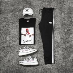 "11k Likes, 25 Comments - @wdywt on Instagram: "" or : #WDYWTgrid by @adidassador #mensfashion #outfit #ootd : #Zara #ACDC : #Zara : #Adidas…"""