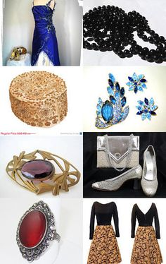 TeamLove Monday Hot Flash Treasury New Vintage Findings by Nancy on Etsy--Pinned with TreasuryPin.com
