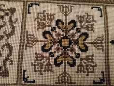 Cross Stitch Embroidery, Cross Stitch Patterns, Bohemian Rug, Crochet, Fabrics, Summer, Punto De Cruz, Dots, Tejidos