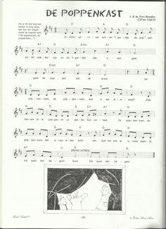 De piratenklas: lied: De poppenkast