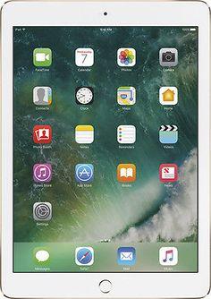 Open-Box: Apple - iPad Air 2 Wi-Fi 128GB - Gold
