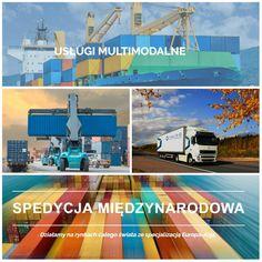 Kompletny łańcuch dostawy towarów: od odbioru w miejscu nadania, po dostarczenie go w miejsce przeznaczenia. ▶️ http://symlog.eu/