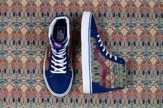 2d819769b0 Lookbook  Vans x Liberty Art Fabrics Liberty X