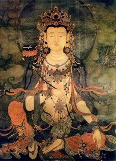 (2) If bodhisattvas enter these concentrations, they attain cosmic power that has no end; they are enabled to travel through space without hindrance; they attain the rank of spiritual sovereignty, with immeasurable independence and command, like...