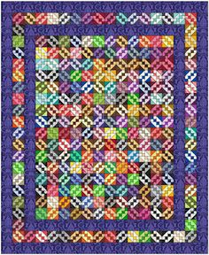 Charming hours quilt. Free pattern This is a great blog by Beth Donaldson, with lots of free patterns