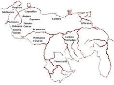 Apellido Yajure: Información indígena: Tribu Gayón