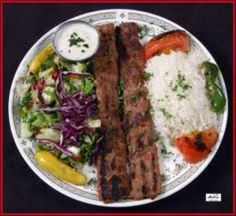 Adana Kebab. Photo by Chef #1802537565