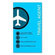 65 best travel business cards images on pinterest business travel travel agent bubbles business card colourmoves