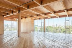 Framework is a direct adaptation of the historic small plate timber structures that weave through the building fabric of the central eastside of...