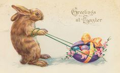 Clearly Vintage: Easter Fun 5