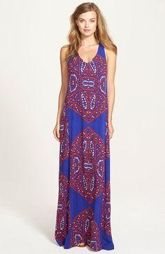 Ella+Moss+'Fez'+Print+Maxi+Dress+available+at+#Nordstrom