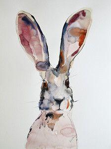 Acuarela de Pintura: Etsy Arte