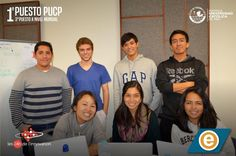 """PUCP+wins+two+international+awards+in+the+""""24+hour+of+innovation+-+global+Hackathon"""""""