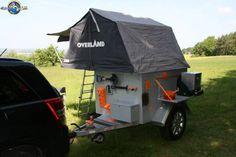 campers-world :: Thema anzeigen - unterwegs mit dem Dachzelt...
