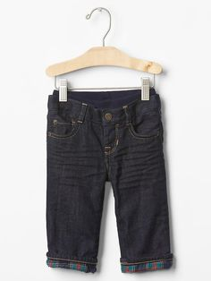 1969 lined original fit jeans Product Image