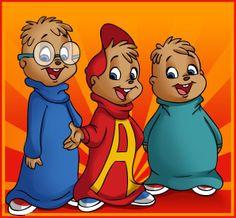 Alvin y las ardillas.