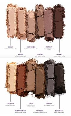 Naked Ultimate Basics by Urban Decay