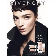 Осенняя коллекция макияжа Живанши Givenchy Teint Couture 2015