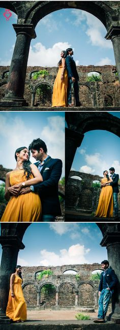 Love Story Shot - Bride and Groom in a Nice Outfits. Pre Wedding Poses, Wedding Couple Poses Photography, Wedding Couple Photos, Indian Wedding Photography, Pre Wedding Photoshoot, Couple Shoot, Wedding Couples, Photography Ideas, Interracial Couples