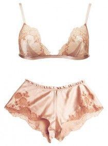 Sleepwear #silk #fashion #lace