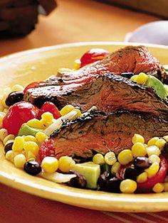 10 Summer Salads with Corn
