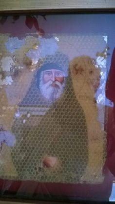 Συγκλονιστικό θαύμα με εικόνα του Αγίου Παϊσίου-ανέγγιχτο το πρόσωπο και τα χέρια του Orthodox Christianity, Religious Icons, Orthodox Icons, Bee Keeping, Christian Faith, Pray, Saints, Religion, Lunch Box