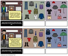 actividad-5-que-desea-ud Create A Storyboard, Storyboard Examples, Spanish Games, Spanish Vocabulary, Spanish Lesson Plans, Spanish Lessons, Spanish Teacher, Teaching Spanish, Spanish Conversation