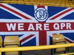 QPR Queens Park Rangers Fc, England Football, Kettles, Flags, Pride, Culture, Sports, Hs Sports, National Flag