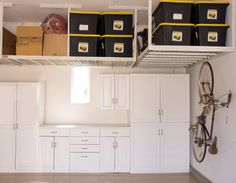 http://tuffrax.com  How to store things in your garage.