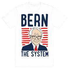 Bernie sanders is here to Bern the system to the ground. He won't take any Super Pac. He only speaks for the 99% and not hte super wealthy 1%ers. Bernie sanders is the PResident we deserve, so this 2016 vote for who is right and who will burn the current system to the ground to create a new and better USA!