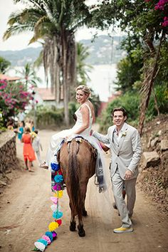 Wedding in Sayulita, Mexico