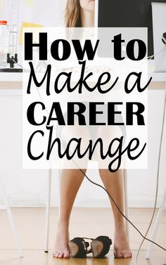 How To Make A Career Change - Feminine Wallet - How To Make A Career Change If you are stuck in a job that's not fulfilling you, there is no better time than right now to take action and make the jump to a more fulfilling career. Career Success, Career Change, New Career, Career Goals, Career Advice, Career Options, Interview Advice, Career Ideas, Career Path