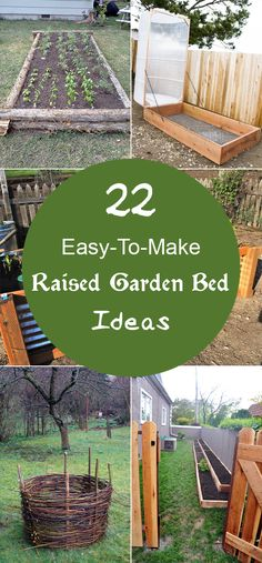 Diy Garden Bed Ideas 42 diy raised garden bed plans ideas you can build in a day 22 easy to make raised garden bed ideas workwithnaturefo