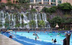 Sunway Lagoon Theme Park, Kuala Lumpur, Malaysia.