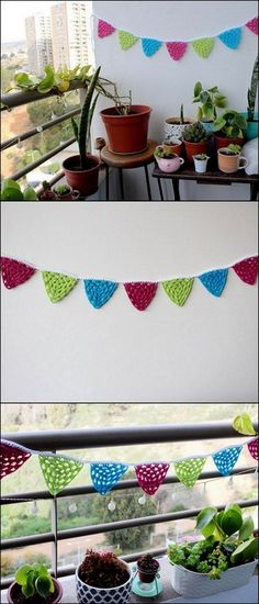Crochet form of different patterns is amongst the most famous handmade patterns. Many of us have a nostalgic design of our very own saved from childhood Crochet Mat, Crochet Girls, Cute Crochet, Easy Crochet, Crochet Ideas, Crochet Planter Cover, Pattern Design, Free Pattern, Terrace Decor