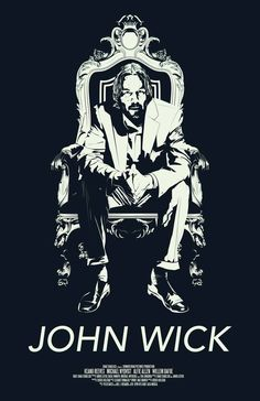 Baba Yaga (The Boogeyman) [Print] John Wick Movie, John Wick 1, Keanu Reeves John Wick, Keanu Charles Reeves, Movie Poster Art, Film Posters, Joker Poster, Baba Yaga John Wick, John Wick Tattoo
