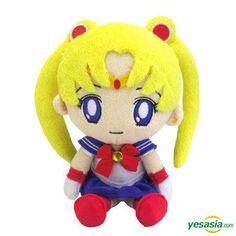 Sailor Moon Mini Plush Toy